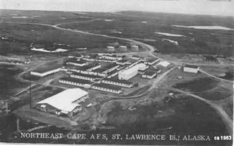 NortheastCapeAFS, Radomes, Inc.